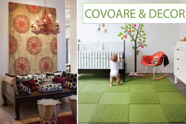 Covoare & Decor