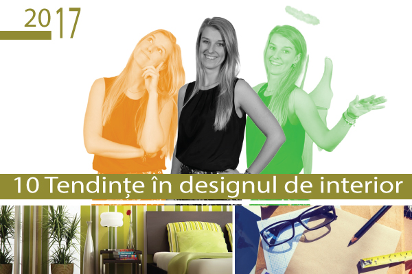 Tendinte in design 2017