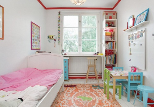cum redecorezi camera copilului cind acesta e deja scolar. Black Bedroom Furniture Sets. Home Design Ideas